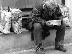 Poverty.  There's enough for everyone.  Hate it.