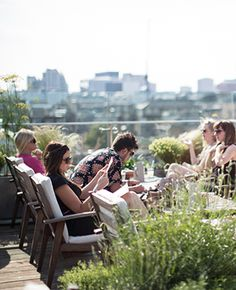 With a new roof top garden and bookings now taken at lunch times, this East London roof top restaurant is the perfect spot for the summer. Read more here.