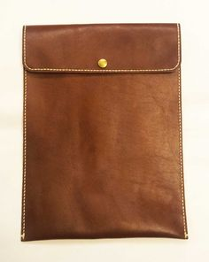 SALE iPad Case Leather handstitched by skfv on Etsy, $54.99
