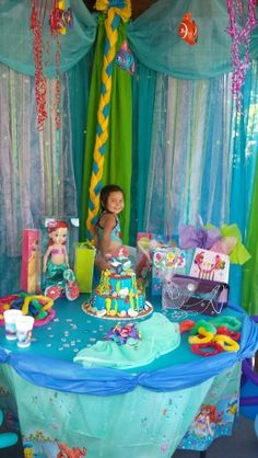 Jeannys under the sea party €£@