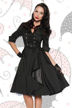 Rockabilly-Kleid von Youngstyle.de auf DaWanda.com