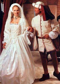 Renaissance Wedding Dress Image