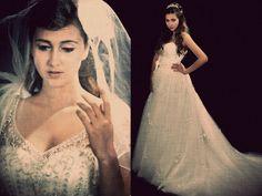 Wedding Dress, Veil