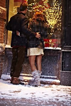 Winter Walkability