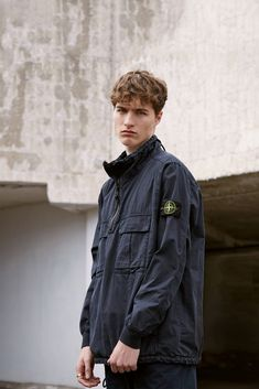 Stone Island Overshirt Proper Magazine delivers online tools that help you to stay in control of your personal information and protect your online privacy. Stone Island Sweatshirt, Line Stone, Stone Island Clothing, Stone Island Jacket, Island Outfit, Urban Fashion Photography, Italian Outfits, Man Photo, Pullover