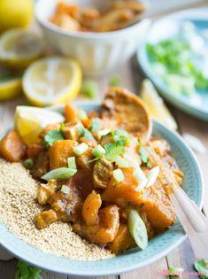 Er gaat niks boven een heerlijke kruidige curry, maar dan wel het liefst een gezonde en pure variant natuurlijk! Ik zou wel elke dag een curry kunnen eten en als ze zo gezond zijn als deze dan kan dat zeker! Jum! Het leuke hieraan vind ik dat je er werkelijk alle kanten mee op kunt. ...