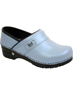 3a32a9d2b7 Shop for Women's Sanita Clogs Professional Lindsey Luna Light Blue. Get free  delivery at Overstock - Your Online Shoes Outlet Store!