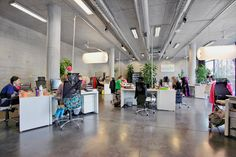 DraugiemGroup's Lovely Riga Headquarters