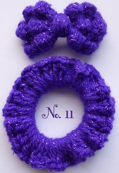 Bow clip and Scrunchie set. School Colours and weekend colour options. Choose band size for thicker or finer hair. on Etsy, Bow Clip, School Colors, Crochet Accessories, Fine Hair, Make And Sell, Scrunchies, Crochet Earrings, Bows, Colours