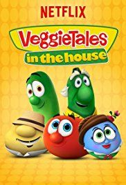 VeggieTales in the House Season 1 15 episodes Season 2 11 episodes Season 3 13 episodes Season 4 13 episodes Sequel VeggieTales in the City TV Series) Veggietales In The House, Veggie Tales Party, House Season 4, New Television, Silly Songs, Season Premiere, New Clip