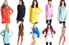 GroopDealz | Live In Solid Tunic #groopdealz