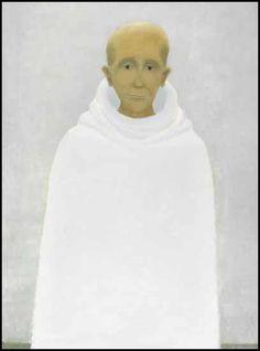 L'Apôtre, 1966  Jean Paul Lemieux