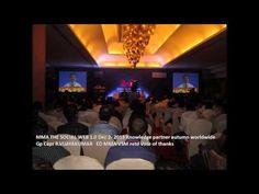 Gp Capt R .Vijayakumar VSM ED MMA Milestone moments Leadership in Action