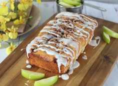 Awesome Country Apple Fritter Bread Recipe