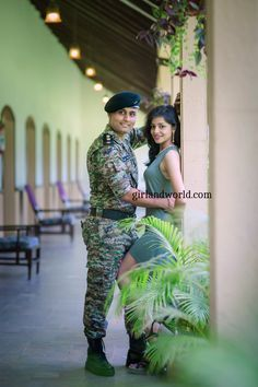 icu ~ 48218951 When an Officer loves you,walk like a Queen Army Love Quotes, Indian Army Quotes, Soldier Love, Army Soldier, Army Couple Pictures, Military Couple Photography, Indian Army Special Forces, Indian Army Wallpapers, Army Pics