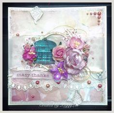 Shabby Chic Cards VIII