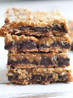 Yes, Vegan and Gluten-free Carmelitas are possible! These are rich, decadent, ooey, and gooey! A dessert everyone can agree on.