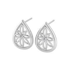 Silver Diamond Studs. R700 Product Code- WE00115