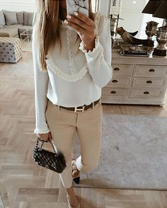 # mintlabel # style # glam - Best Fashion Tips of All Time Komplette Outfits, Office Outfits, Winter Outfits, Summer Outfits, Casual Outfits, Fashion Outfits, Office Attire, Fashion Ideas, Fashion Tips