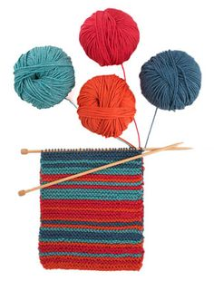 The Social Knitwork | Free Creative Knitting Patterns by Lea Redmond