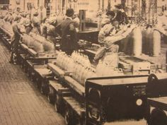 Bombs | World War 1 Bomb Factory | British Bomb Making Factory 1916