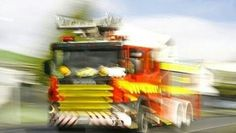 New Zealand Fire Service Responding