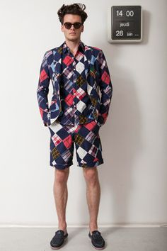 Band of Outsiders Spring 2013 Menswear