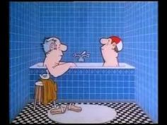 Germanity Part 8: RESPECT - The Bathtub - Comedy by Loriot (English subtitles) - YouTube