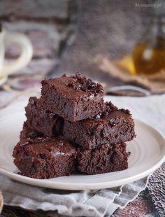 Sweets Cake, Cookie Desserts, Worlds Best Brownies, Cake Recipes, Dessert Recipes, Yummy Recipes, Gordon Ramsay, Brownie Bar, Chocolate Brownies
