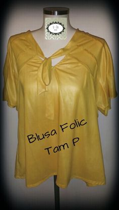 Blusa Folic
