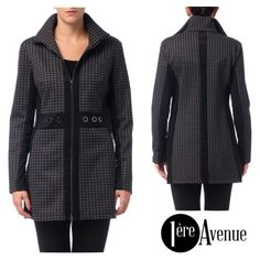 New Arrivals: Joseph Ribkoff Coat Style Joseph, Boutique, Coat, Sweaters, Polyvore, Stuff To Buy, Shopping, Beautiful, Country