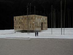 Musical Studies Centre / Ensamble Studio/ Santiago de Compostela, Galicia, Spain