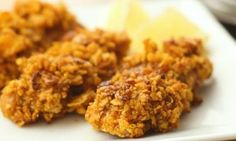 What's for dinner tonight? Oven Fried Sweet And Crunchy Chicken! ...
