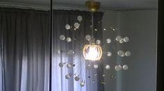 Easy, affordable, fun DIY Sputnik chandelier - IKEA Hackers