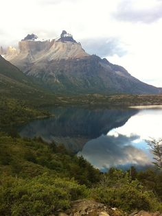hikingtrip in Torres del Paine National Park inPatagonia, Chile, as well as a one day hiking and rafting trip in Santiago, Chile: