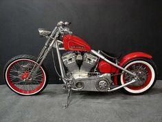 Harley Evo bobber