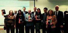 Just some of the authors from the Handbook of People in Project Management