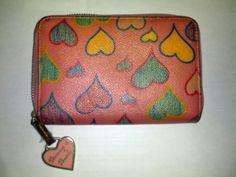 Dooney & Burke Wallet matches my purse.