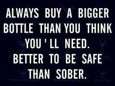 Better safe than sober {wineglasswriter.com/}