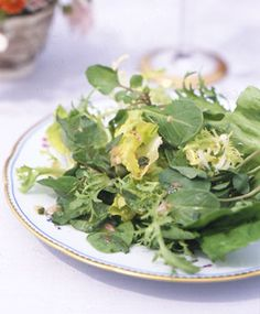 ... Lunch for 45 on Pinterest | Mixed Green Salads, Mince Pies and Salmon