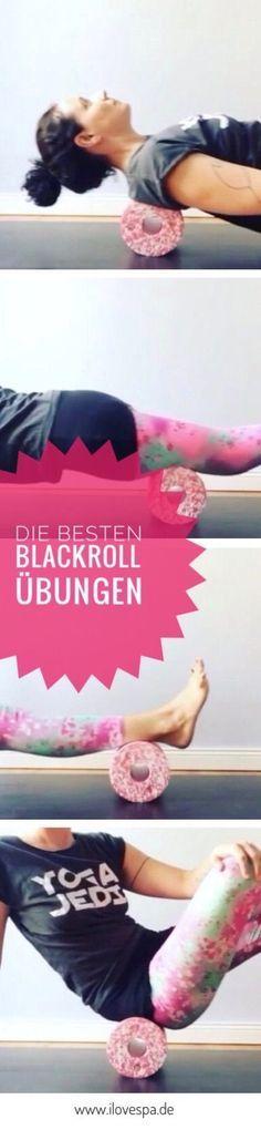 Die 5 besten Übungen mit der Blackroll Med lipödem mode lymphödem lipoedem lymphoedem