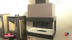 Bronpi presenta sus estufas de leña y pellets en Expobiomasa 2014