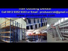 Rak Gudang Bekasi | Call. 081293529333