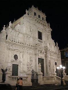 Acireale - Chiesa San Sebastiano