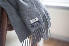 Details @Acne Canada scarf