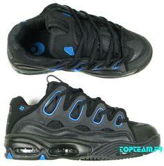 Chaussures Osiris D3 black blue 44