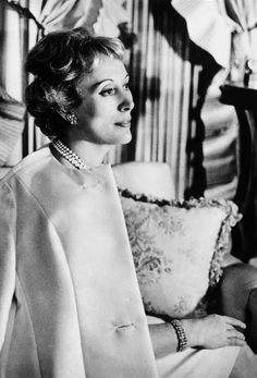 """ESTEE LAUDER        The lady who helped other ladies feel ladylike was herself a refined refresher course in ladylike fashion.  Of American women and makeup, Lauder said, """"Most of them are using too much, with harsh results."""" Consider her a case study in the elegance of restraint.      Courtesy of Vanity Fair  © BETTMANN/CORBIS."""