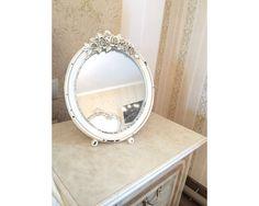 """Настольное зеркало в стиле прованс """"Perfoma"""""""