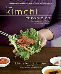 The Kimchi Chronicles cookbook