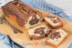 Marmercake Tiramisu, A Food, Banana Bread, Cake Recipes, Sweets, Cheesecake, Cakes, Baking, Ethnic Recipes
